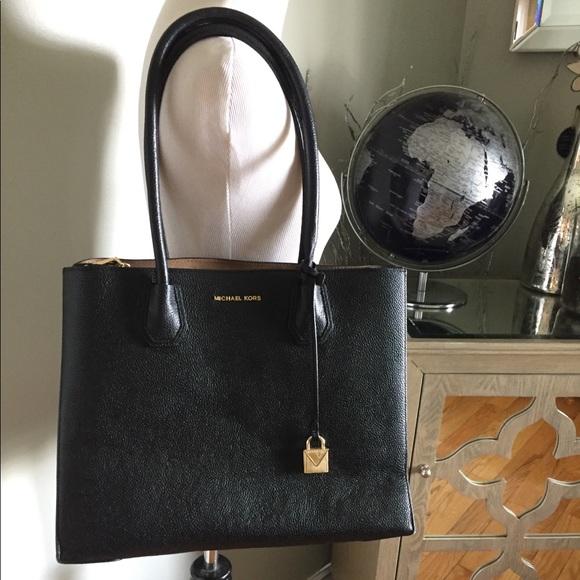 Michael Kors Tote Mercer Bag Handbag MK Purse Larg